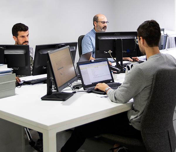 Esypro LIP - Oficinas